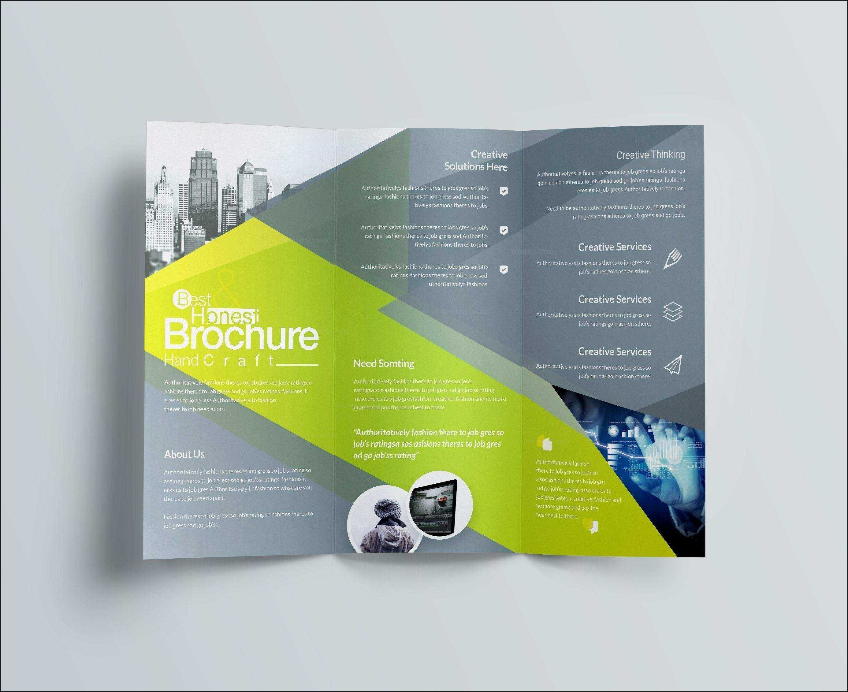 002 Ms Publisher Brochure Template Singular Ideas Templates Intended For Free Template For Brochure Microsoft Office