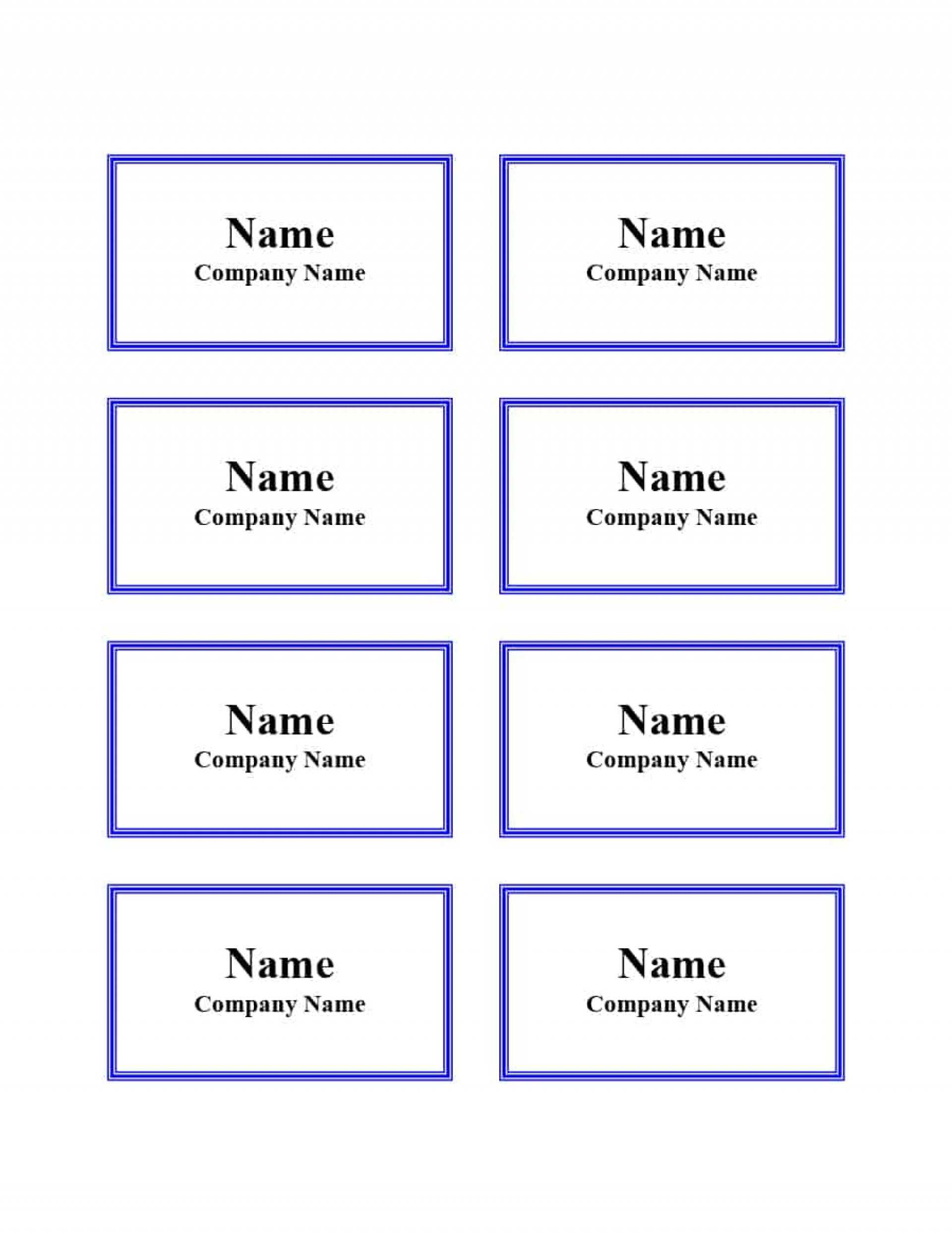 004 Name Tag Template Badge Free Shocking Ideas Printable Inside Visitor Badge Template Word