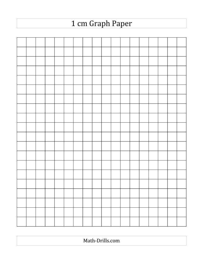 1 Cm Graph Paper (All) | School | Printable Graph Paper Within 1 Cm Graph Paper Template Word