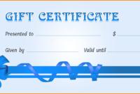 10+ Gift Voucher Template Microsoft Word | Pear Tree Digital regarding Word 2013 Certificate Template