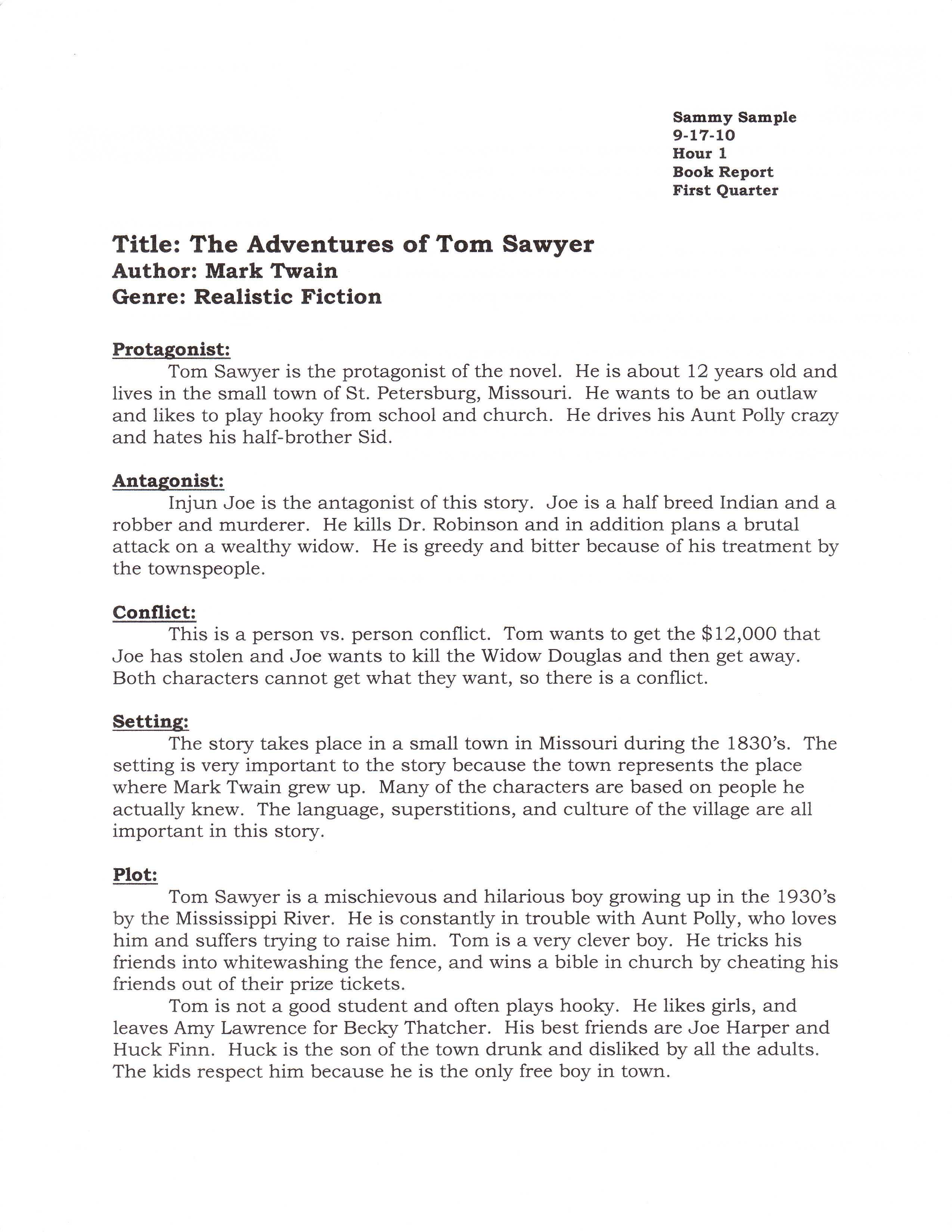 11 narrative report examples  pdf  examples with
