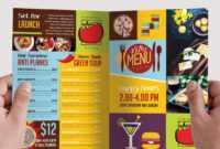 12 Attention Grabbing Bi-Fold Brochure Free Psd Templates regarding Two Fold Brochure Template Psd