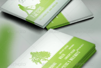 15+ Landscaping Business Card Templates – Word, Psd | Free with regard to Landscaping Business Card Template