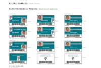 17 Id Badge Template Images – Id Badge Template Microsoft for Free Id Card Template Word