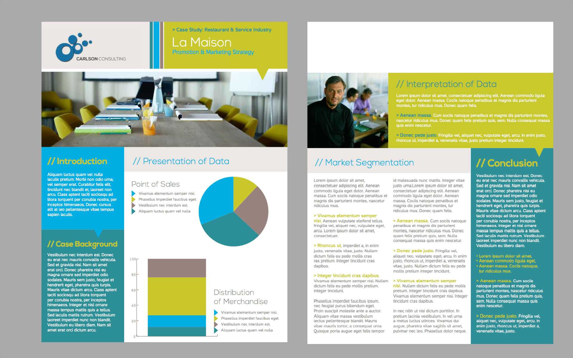 18 1 Page Brochure Templates Images - One Page Brochure With Regard To One Page Brochure Template