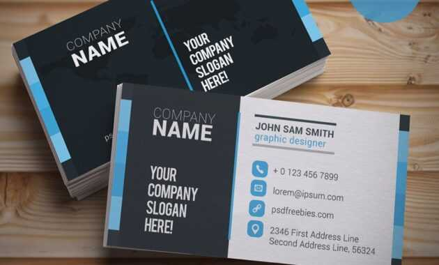 20+ Free Business Card Templates Psd - Download Psd with regard to Free Complimentary Card Templates