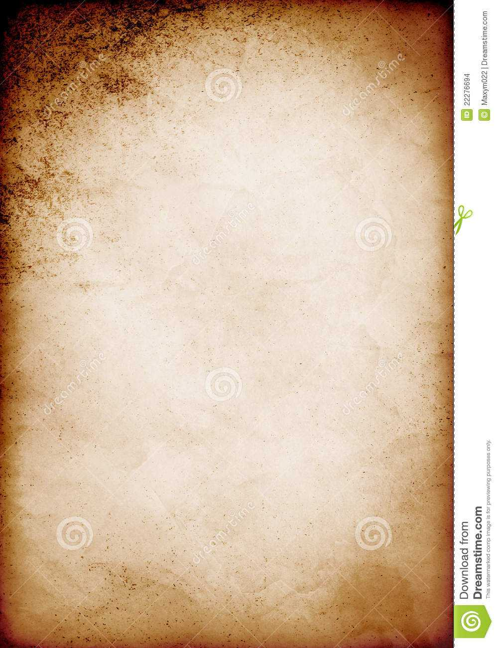 20 Old Paper Template For Word Images – Old Scroll Paper Inside Old Blank Newspaper Template