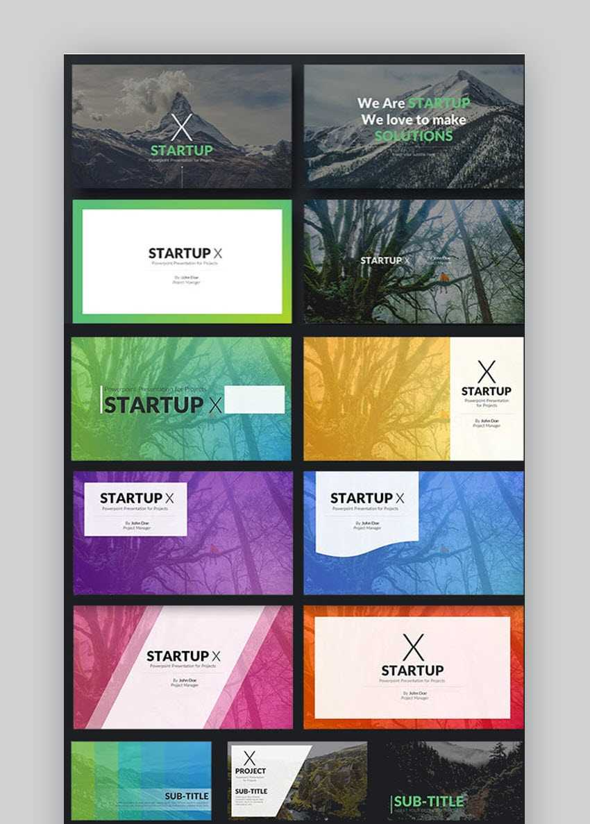 25+ Inspirational Powerpoint Presentation Design Examples (2018) For Sample Templates For Powerpoint Presentation