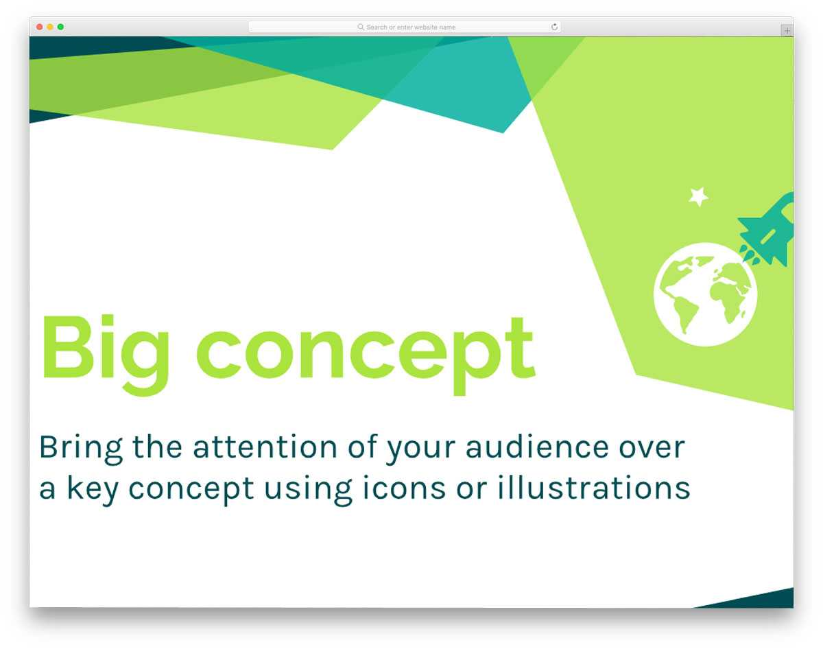 26 Best Hand Picked Free Powerpoint Templates 2019 - Uicookies Regarding Fancy Powerpoint Templates