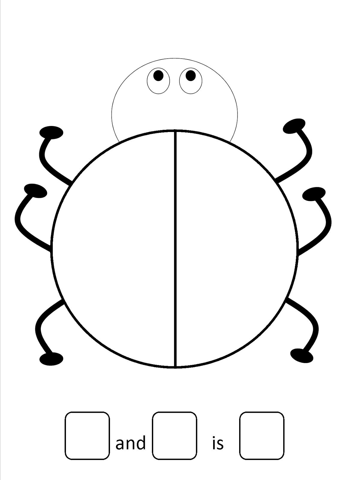 27 Images Of Large Ladybug Template Free | Zeept Inside Blank Ladybug Template