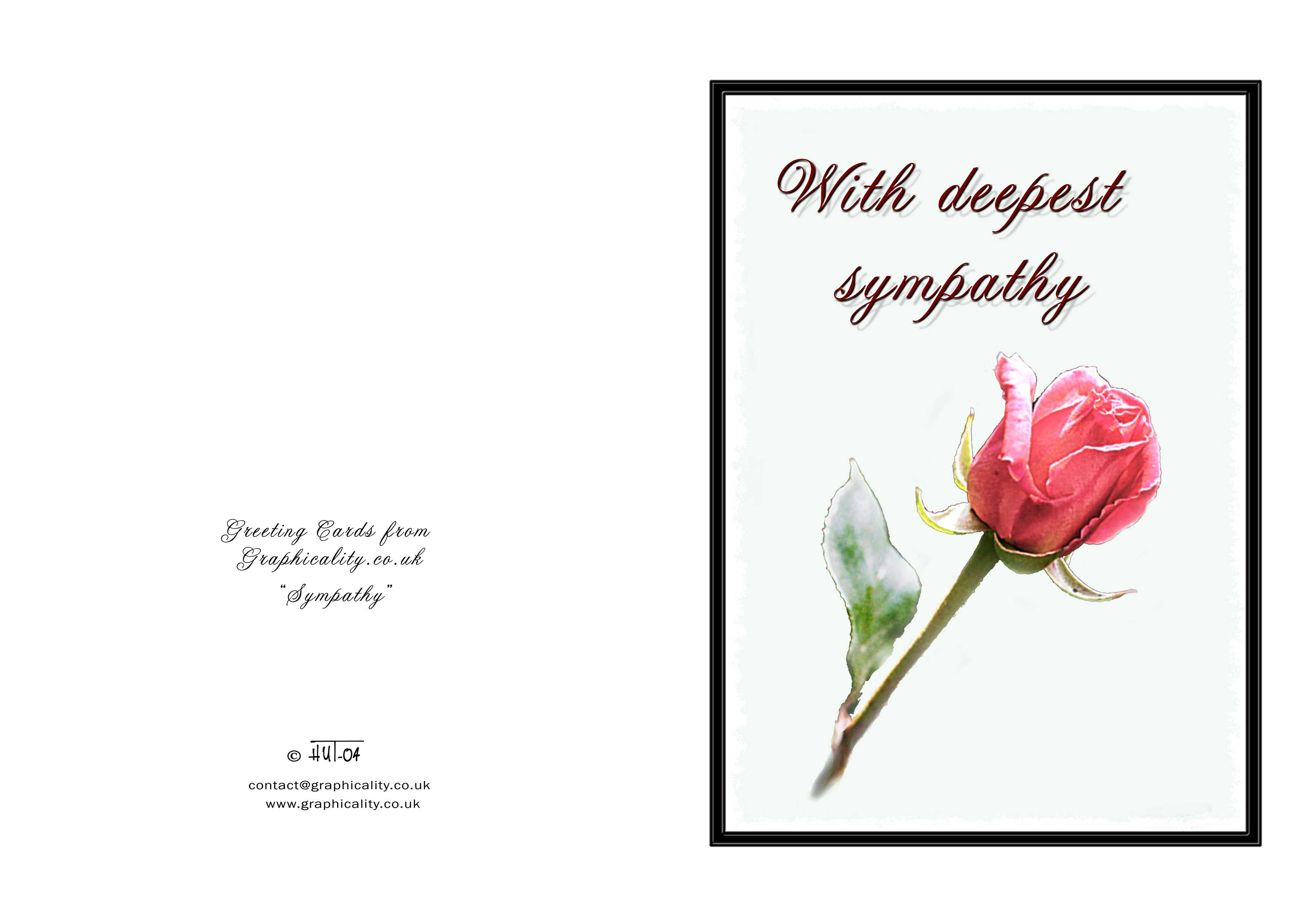 29 Images Of Printable Template For Sympathy Cards Throughout Sorry For Your Loss Card Template
