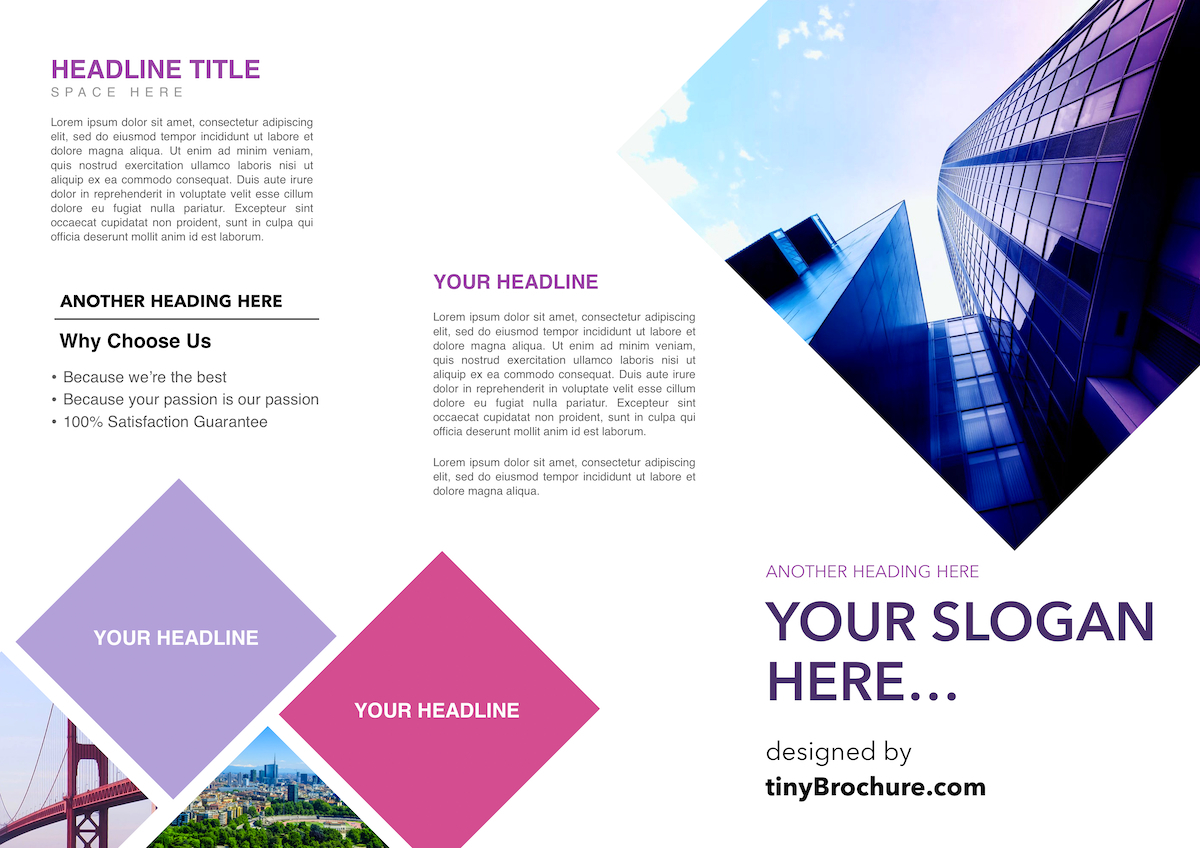 3 Panel Brochure Template Google Docs Pertaining To Google With Regard To Brochure Templates For Google Docs