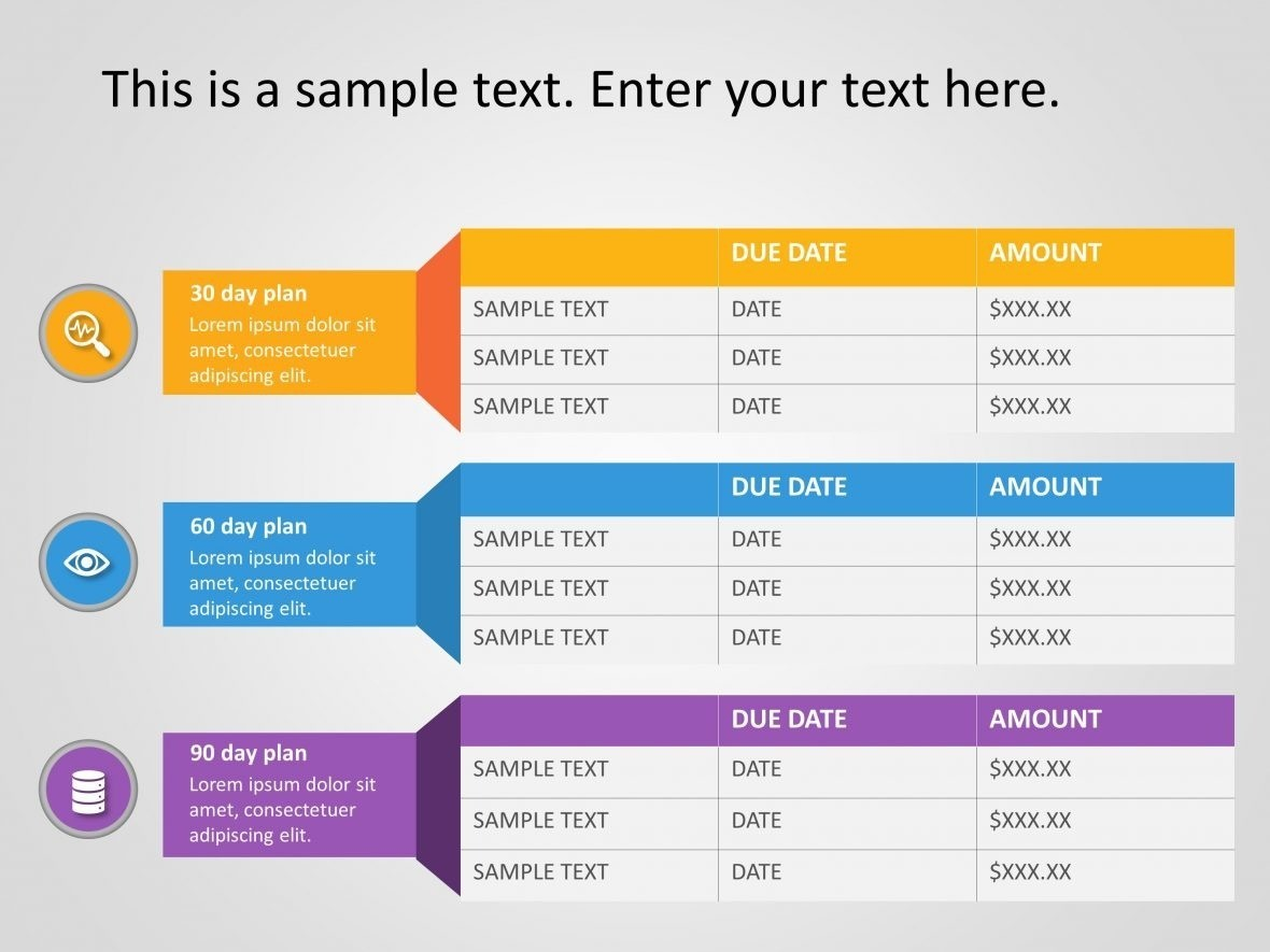30 60 90 Day Plan Powerpoint Template 21 | 30 60 90 Day Plan For 30 60 90 Day Plan Template Powerpoint