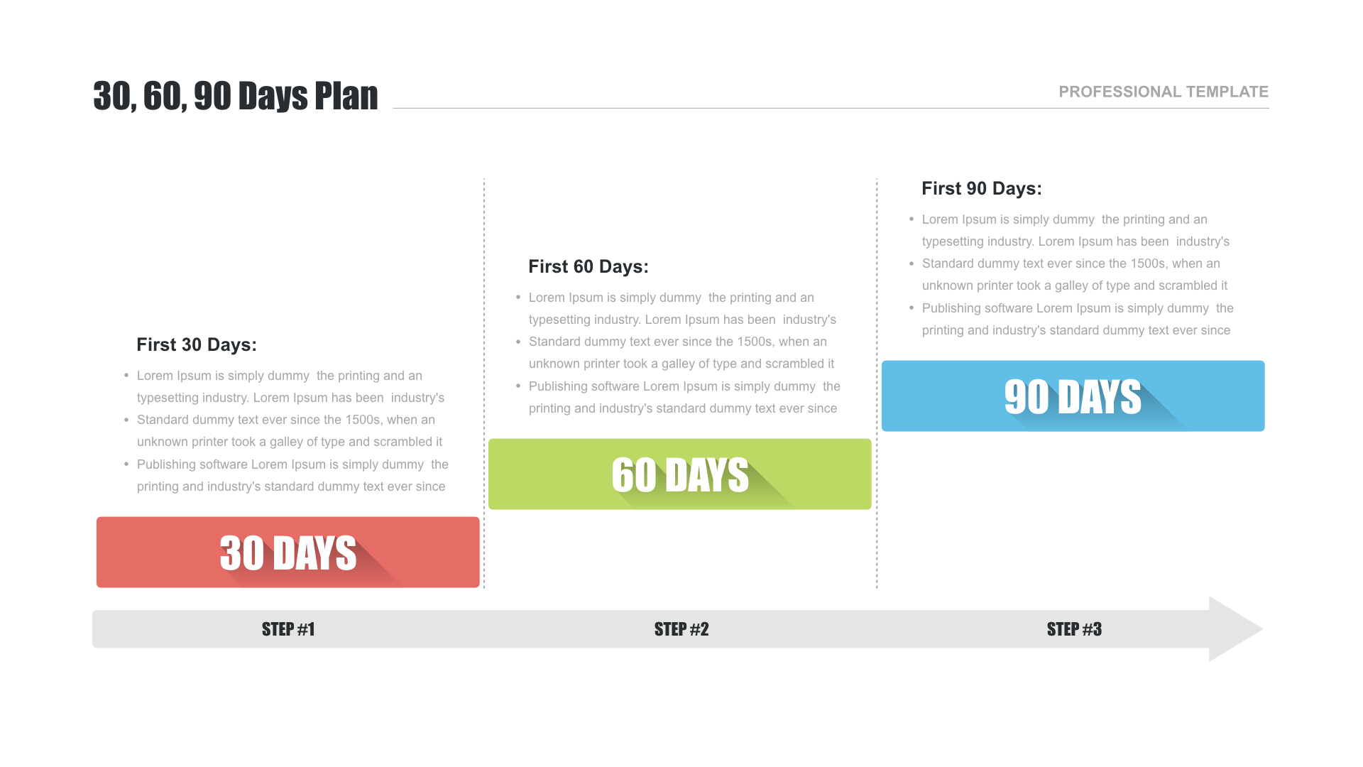 30 60 90 Day Plan Template For Google Slides – Free Download Throughout 30 60 90 Day Plan Template Powerpoint