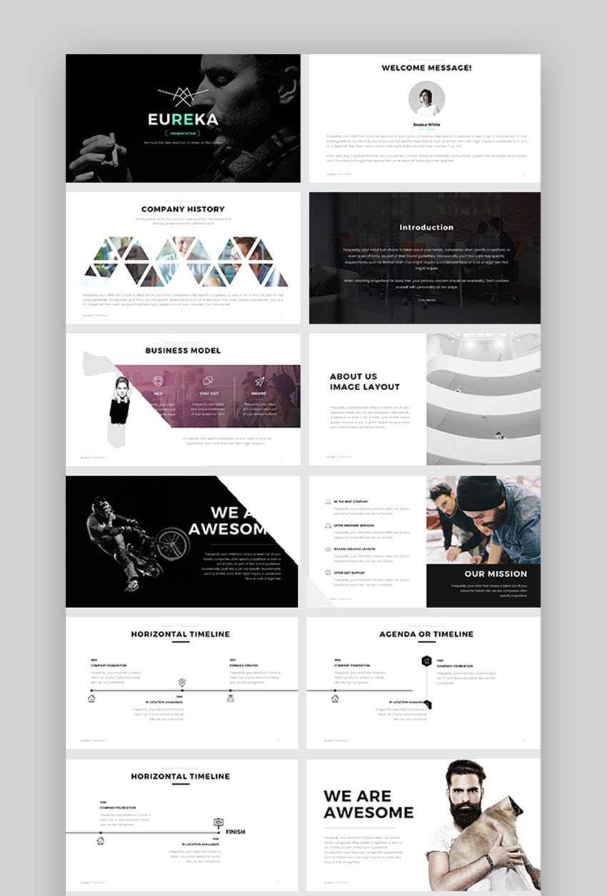 30+ Best Powerpoint Slide Templates (Free + Premium Ppt Designs) Throughout Powerpoint Photo Slideshow Template