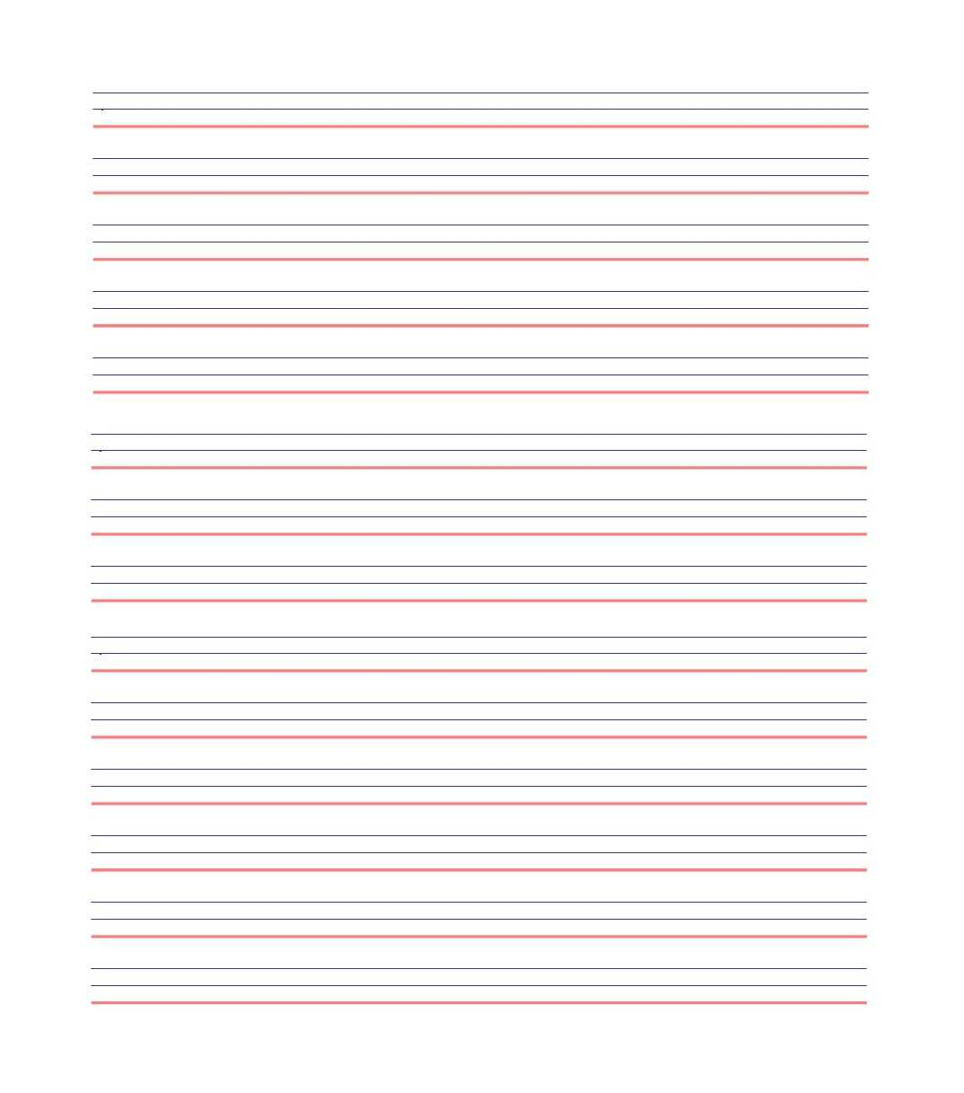 32 Printable Lined Paper Templates ᐅ Template Lab Intended For Notebook Paper Template For Word