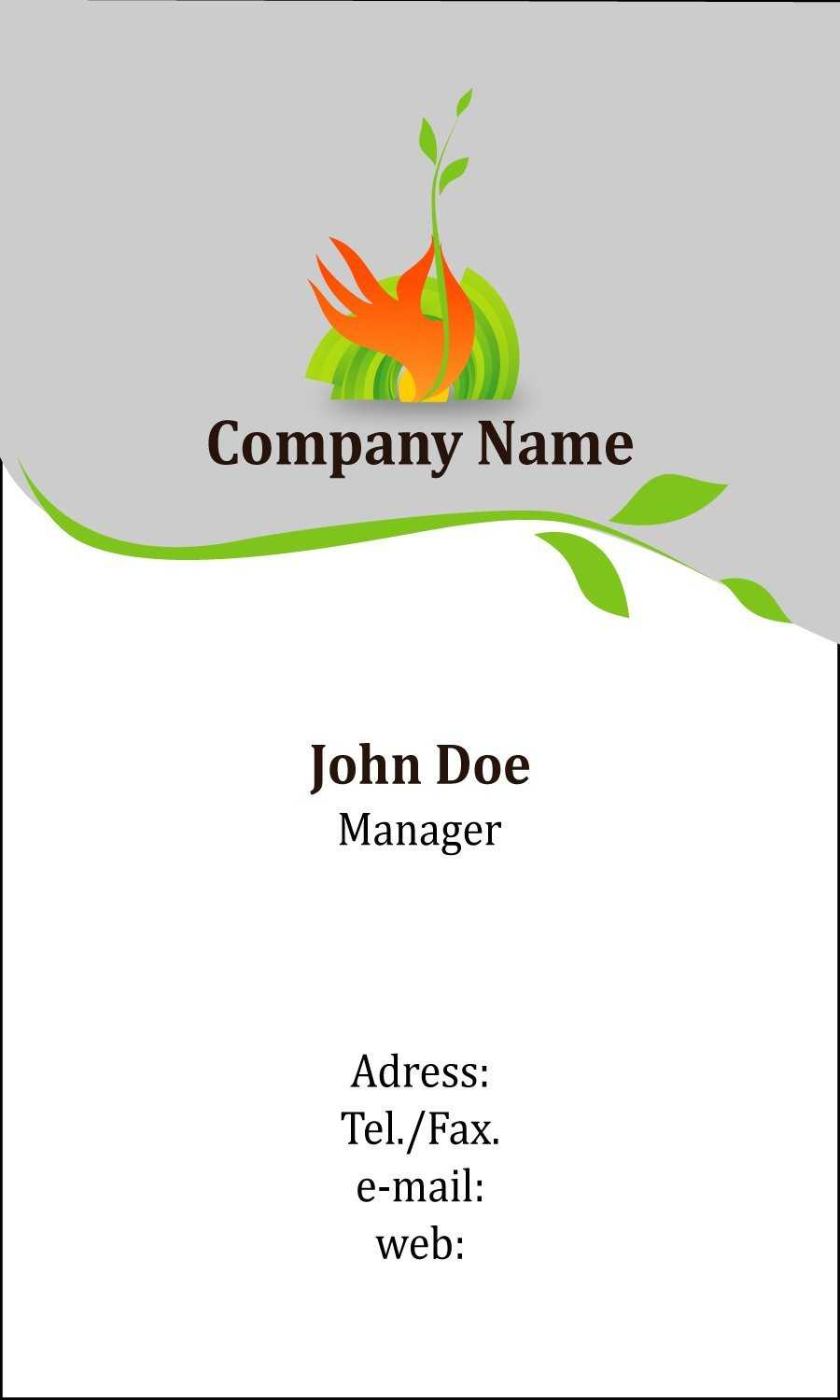 40+ Free Business Card Templates ᐅ Template Lab Regarding Blank Business Card Template Download