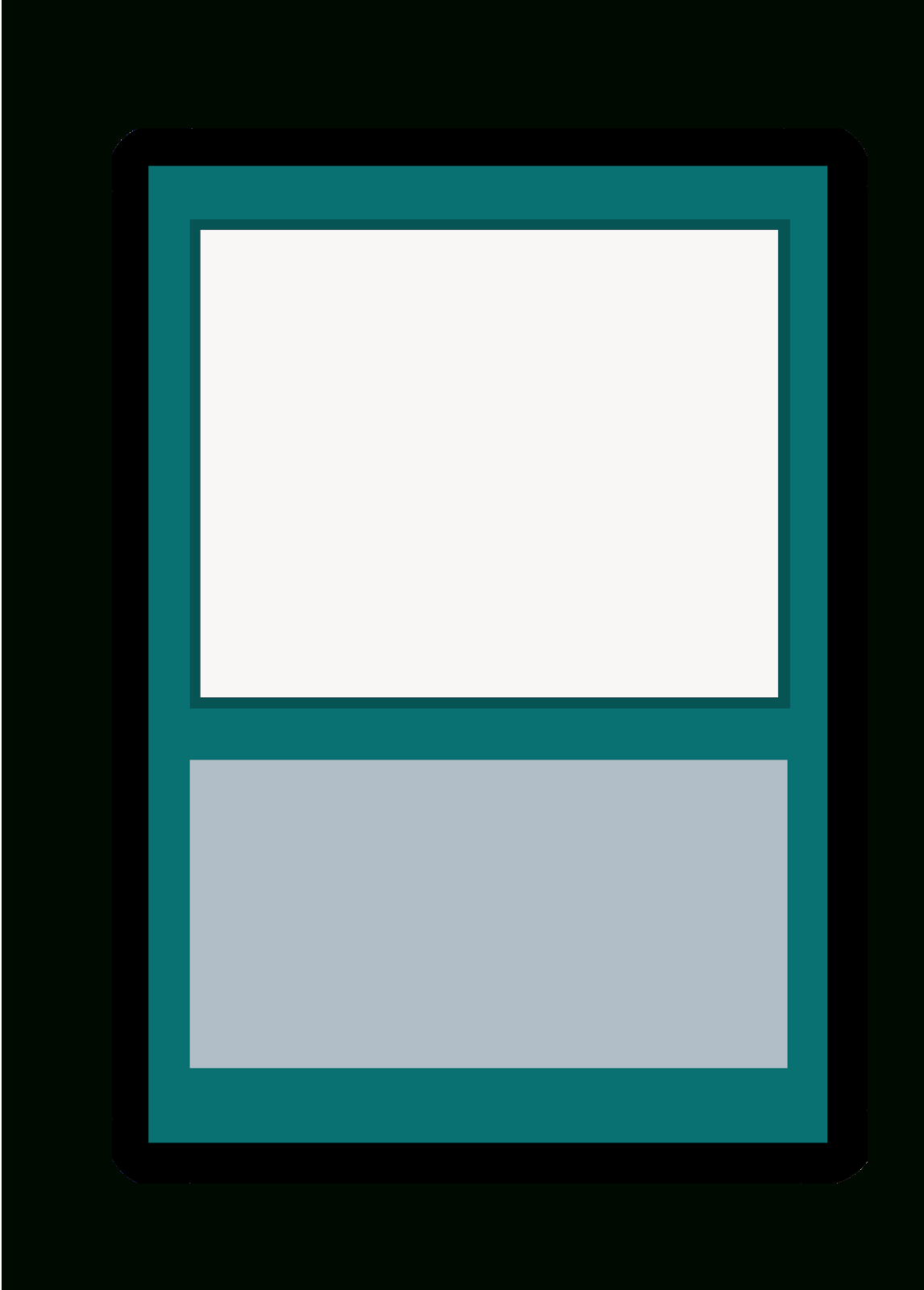 8.bit.love.child: Blank Magic: The Gathering Card Template For Blank Magic Card Template