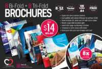 8 Print-Ready Indesign Bi-Fold & Tri-Fold Brochure Templates in Adobe Indesign Tri Fold Brochure Template