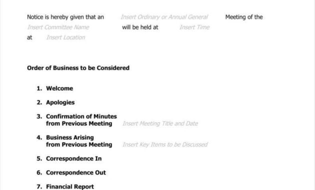 9+ Meeting Summary Templates - Free Pdf, Doc Format Download within Conference Summary Report Template