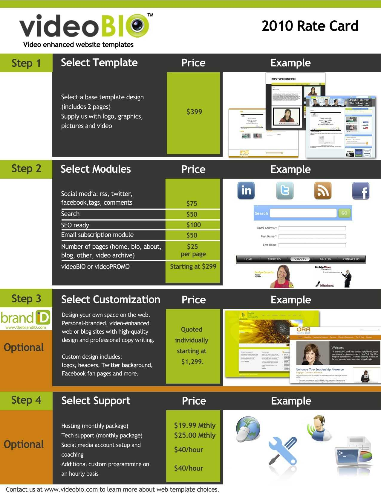 Ad Rate Sheet Template With Rate Card Template Word