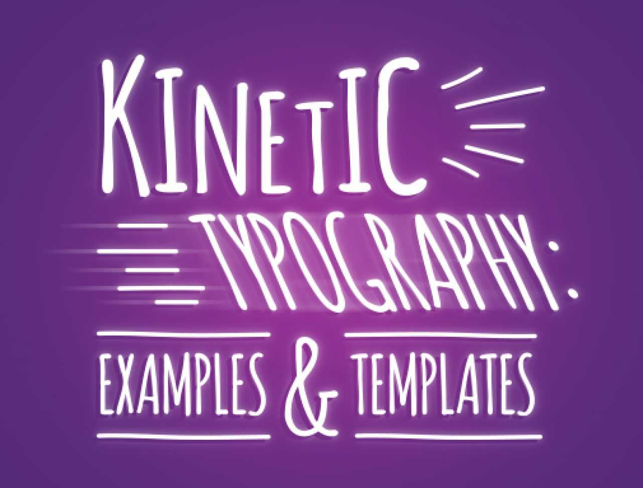 Animated Text Generator   Online Kinetic Typography Software For Powerpoint Kinetic Typography Template