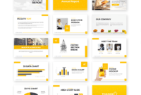 Annual Report Powerpoint Template – Free Presentations for Annual Report Ppt Template