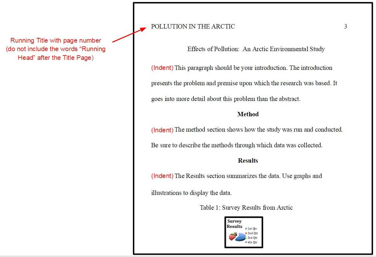 Apa Formatting Rules For Your Paper In Apa Research Paper Template Word 2010