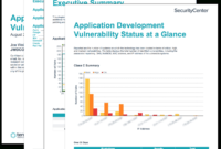 Application Development Summary Report – Sc Report Template with Development Status Report Template