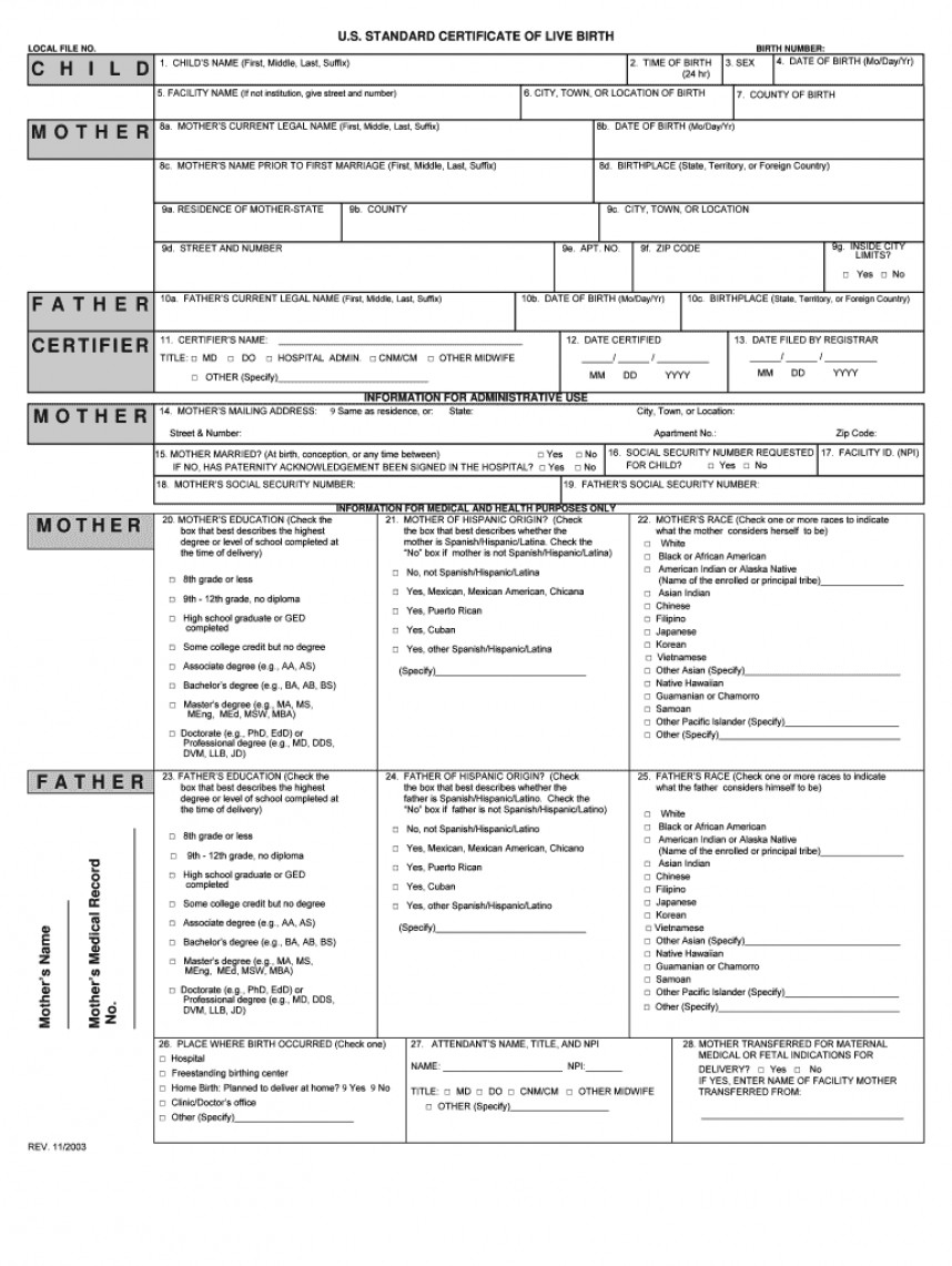 Archaicawful Official Birth Certificate Template Ideas Inside Birth Certificate Template Uk