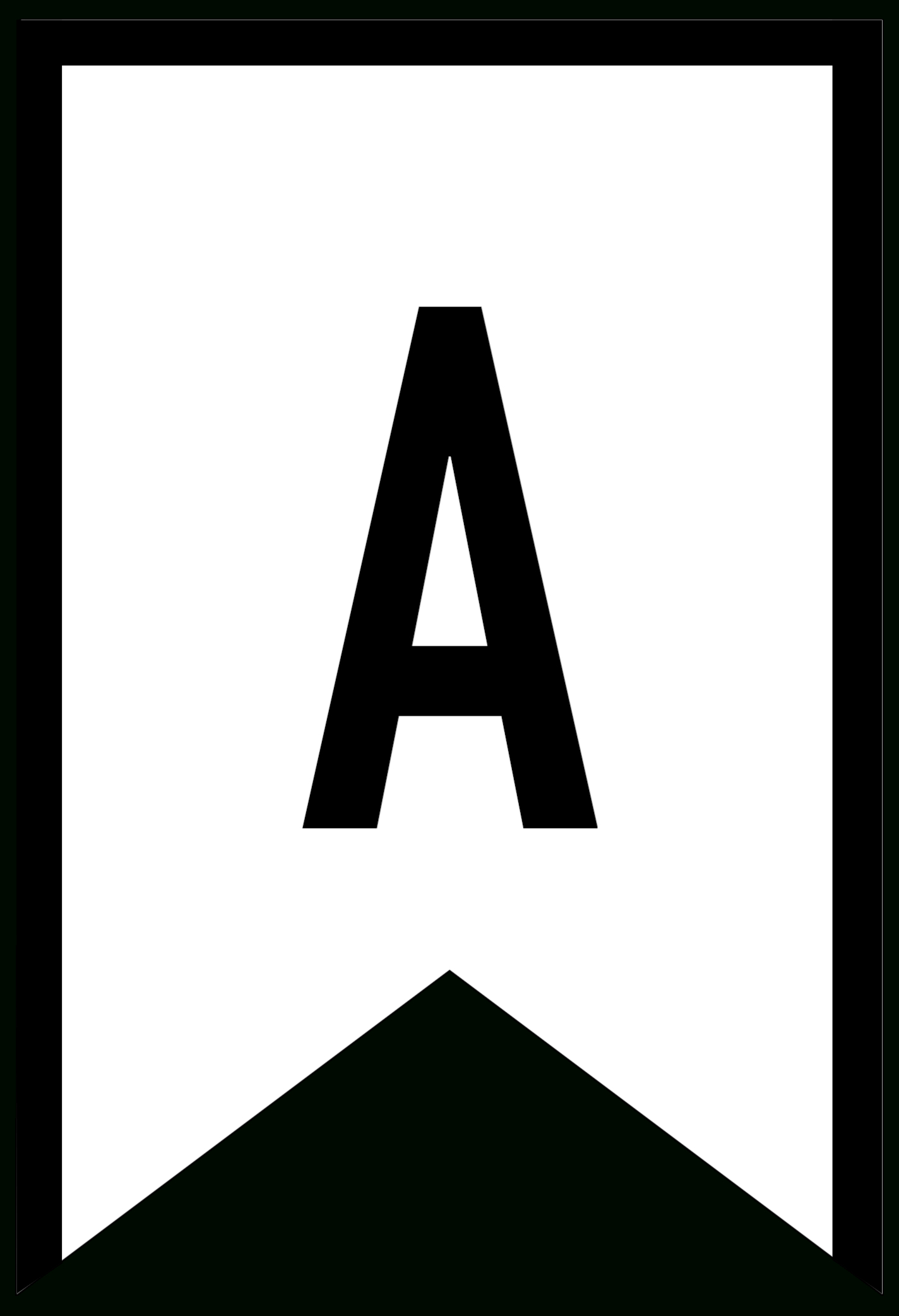 Banner Templates Free Printable Abc Letters | Lietuvių With Regard To Diy Banner Template Free