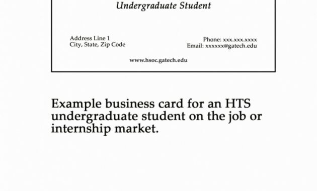 Best Student Business Card Template Ideas Graduate Free Law inside Graduate Student Business Cards Template