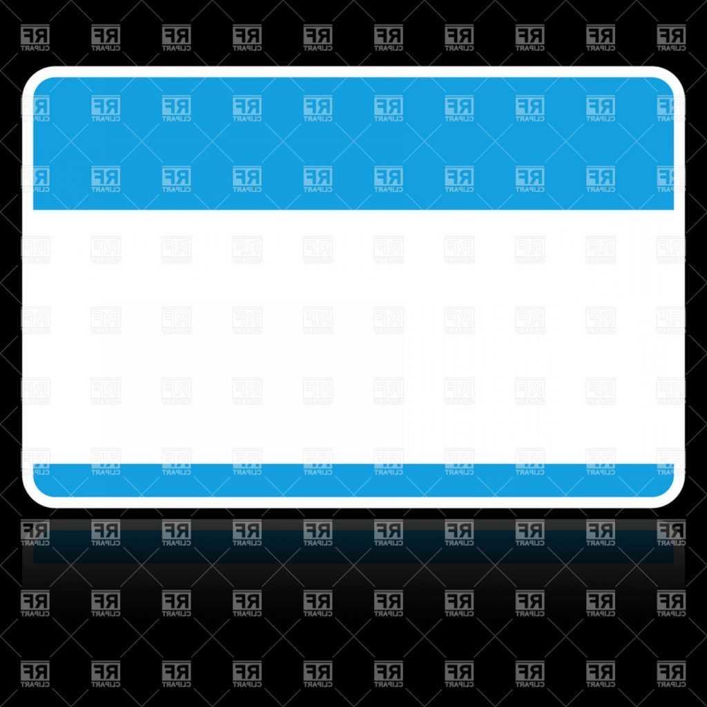 Blank Business Card Template Microsoft Word 2013 2010 With Blank Business Card Template Download