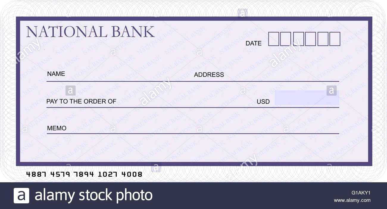 Blank Cheque Template Editable Check – Wovensheet.co In Blank Cheque Template Uk