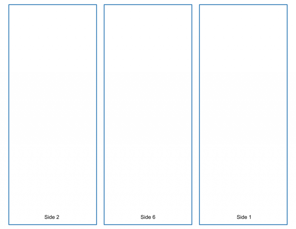 Blank Tri Fold Brochure Template – Google Slides Free Download With Brochure Templates For Google Docs