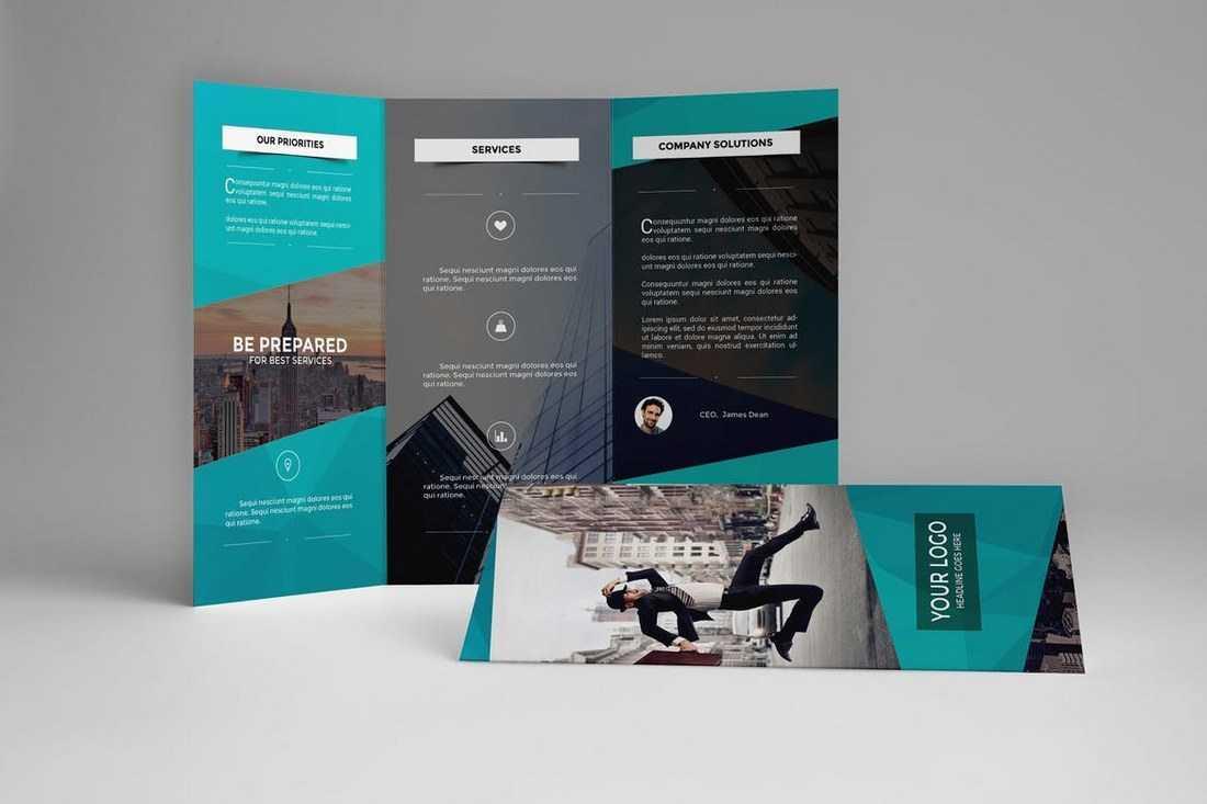 Brochure Templates | Design Shack Regarding Good Brochure Templates