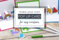 Build Your Own 3D Card With Free Pop Up Card Templates – The pertaining to Pop Up Card Templates Free Printable