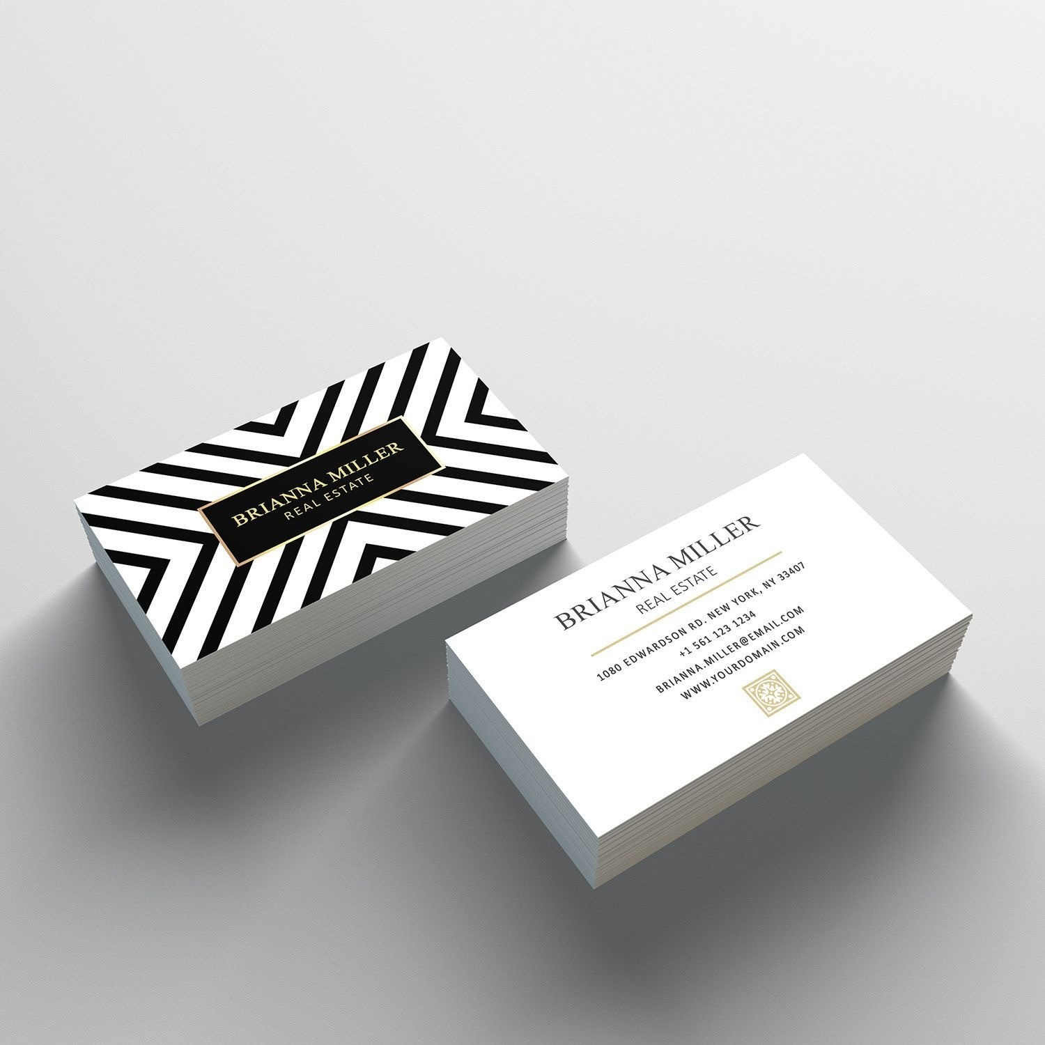 Business Card Template – 2 Sided Business Card Design Within 2 Sided Business Card Template Word
