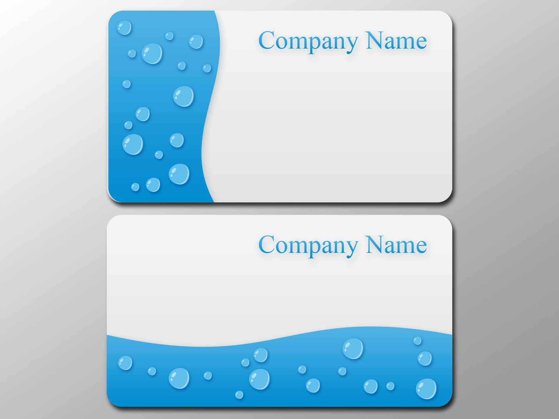 Business Card Template Photoshop – Blank Business Card In Blank Business Card Template Download