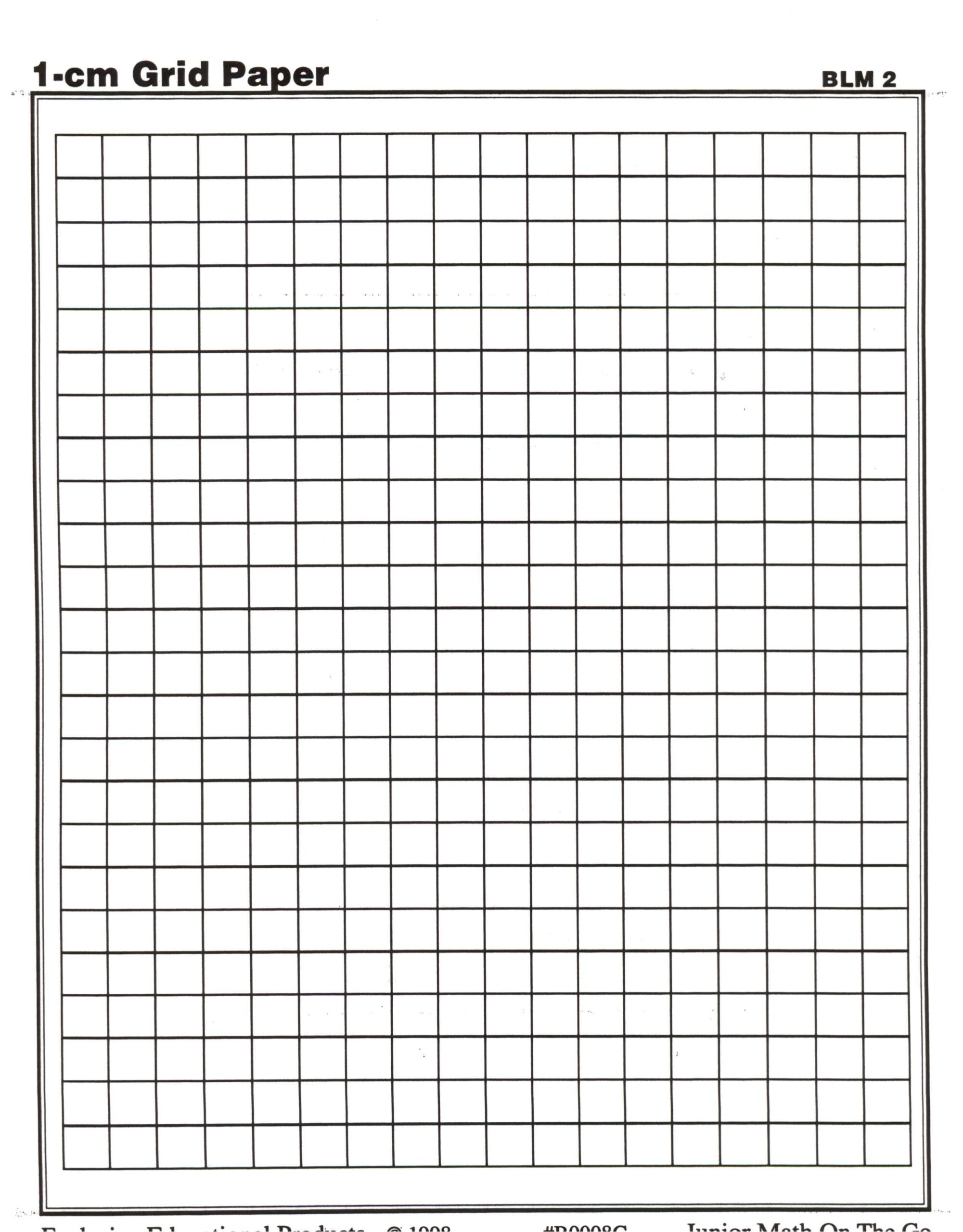 Centimeter Graph Paper   Math Teaching Ideas   Printable Intended For 1 Cm Graph Paper Template Word