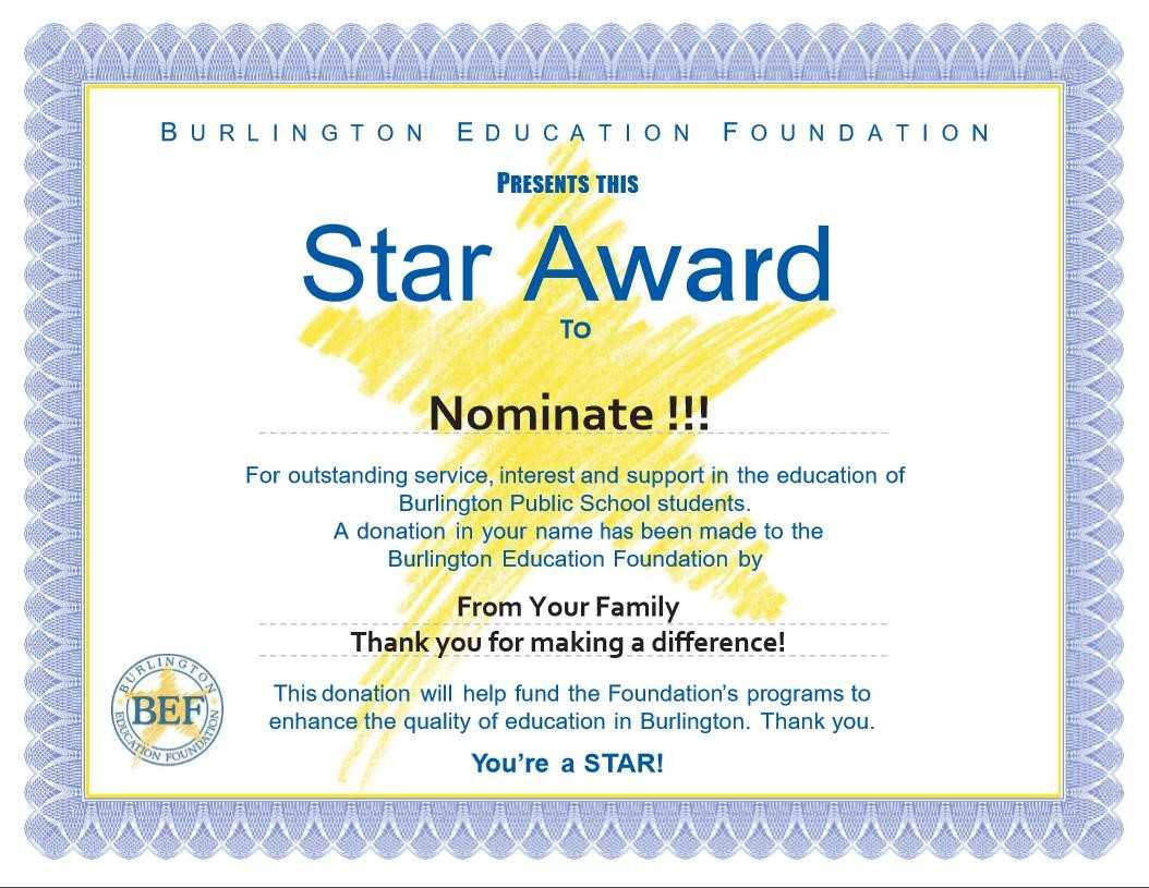 Certificates: Latest Star Naming Certificate Template Ideas Throughout Star Award Certificate Template