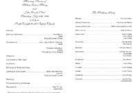 Church Program Template Cyberuse (Free Printable Church inside Church Program Templates Word