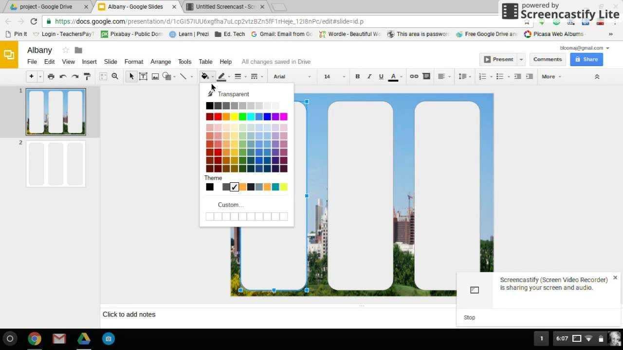 Design 1 Google Slides Brochure Throughout Brochure Template For Google Docs