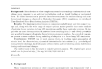 Elsevier - Default Template For Elsevier Articles Template with regard to Journal Paper Template Word