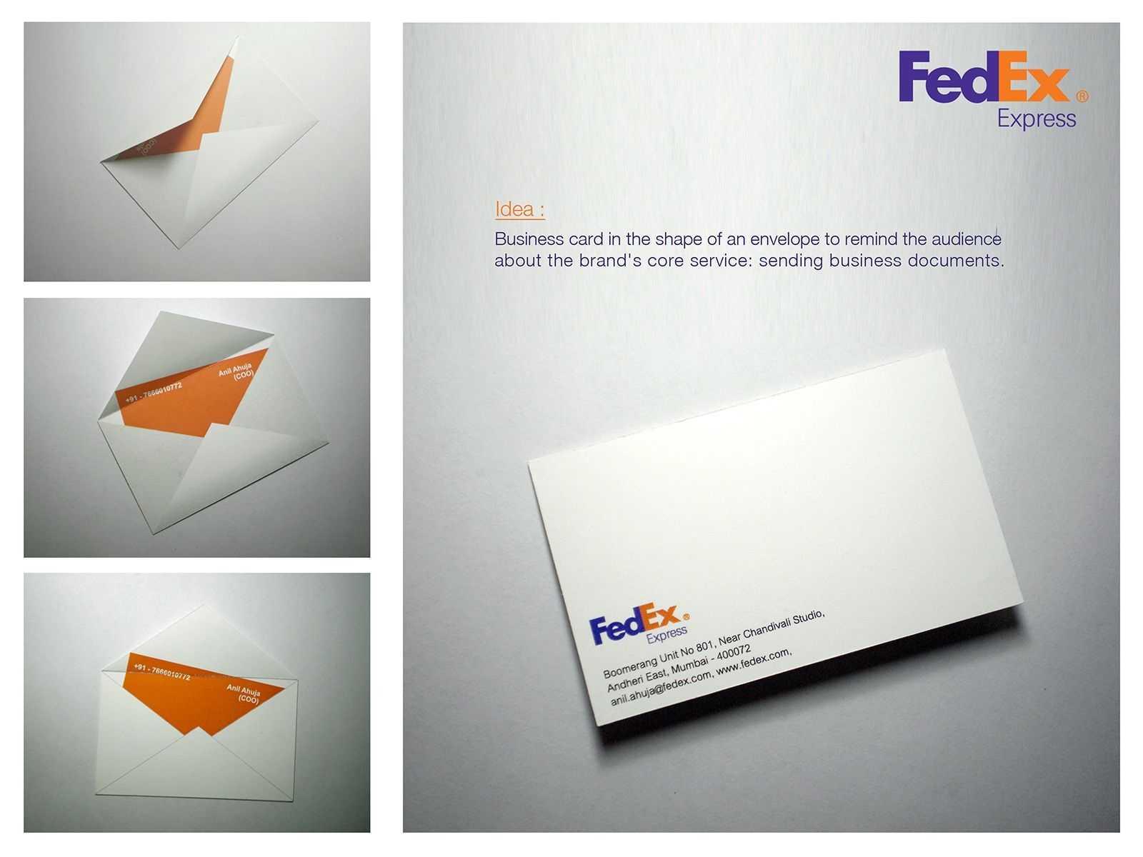 Fedex: Envelope | Business Cards | Custom Business Cards Intended For Fedex Brochure Template