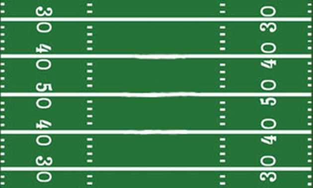 Football Field Template Printable   Rich's Den   Football intended for Blank Football Field Template