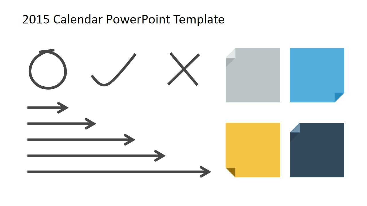 Free 2015 Calendar Template For Powerpoint In Powerpoint Calendar Template 2015