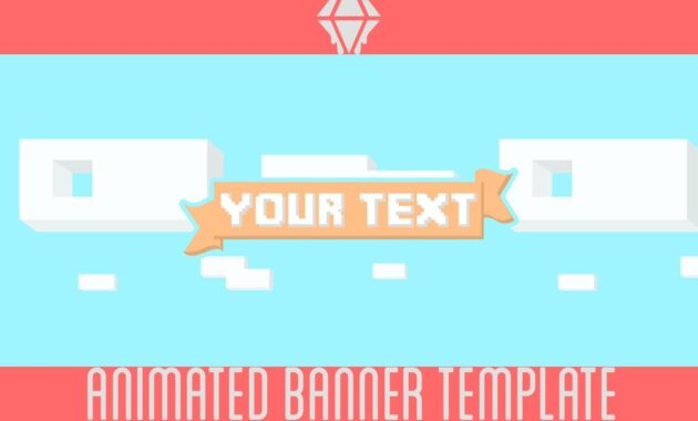 Free Animated Banner | Template | Liquiddiamondd inside Animated Banner Template