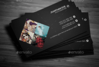 Free Business Card Templates Psd Top 18 Mockup In 2018 with Free Business Card Templates For Photographers
