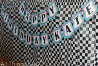 Free Cars Birthday Party Printables within Cars Birthday Banner Template